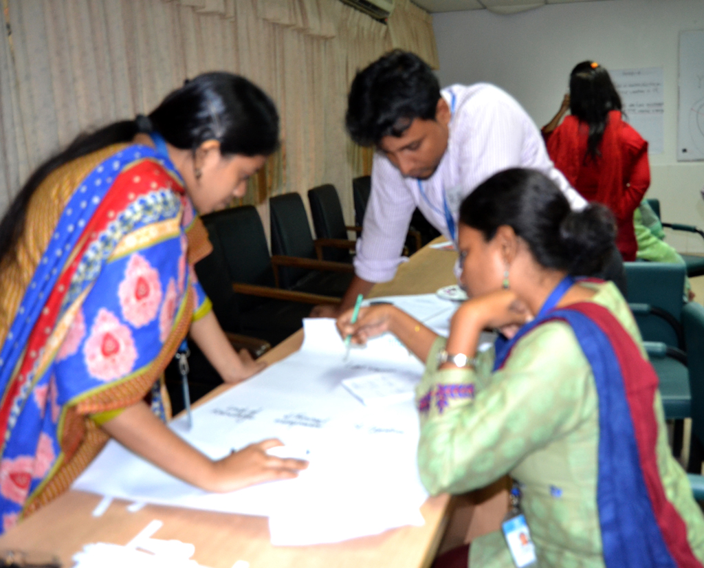 Training on Monitoring and Evaluation